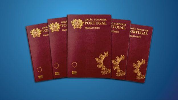 זכאות לדרכון פורטוגלי