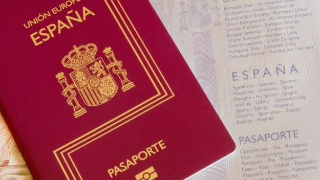 אזרחות ספרדית